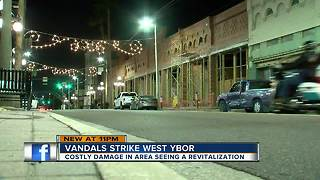 Business owner: homeless in Ybor alleyways causing concern for development - Video