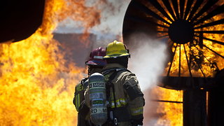 What Happens When an Aircraft Catches Fire?
