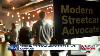 Pro-streetcar group starts campaign - Video