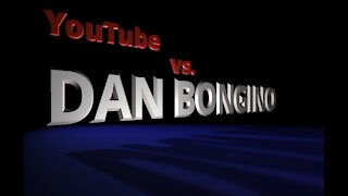 Dan Bongino taunts the YouTube censors!