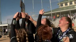Skutt Catholic Captures Class B State Softball Title