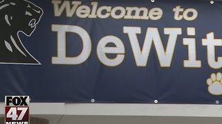 DeWitt Schools making plans to tackle racism following incidents - Video