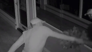 Vandals attack shops in Cannock - Video