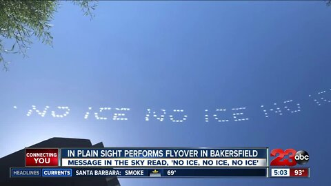 Addressing concerns with ICE in the sky