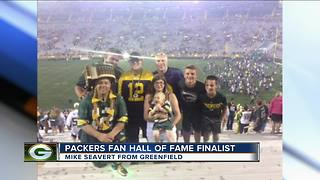 Three local residents are finalists for Packers Fan Hall of Fame - Video