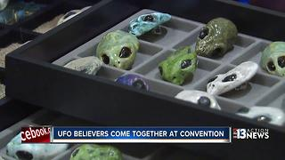 Northern Nevada woman makes alien inspired art - Video