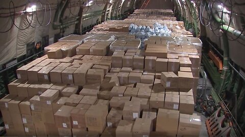Russia Is Sending An Aid Package To The U.S. To Fight The Coronavirus
