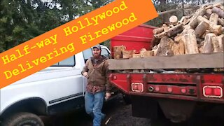 Getting Firewood from a Friend