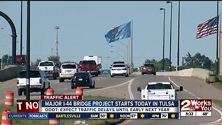 Major i-44 bridge project starts