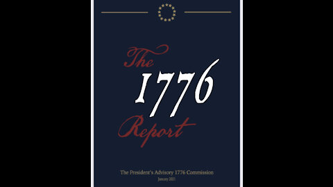 Just Released: The 1776 Commission ! Trumpettesters.com/join