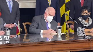 Hogan to sign RELIEF Act into law