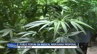 Lawmakers want action on medical marijuana proposal - Video