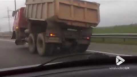 Trucking with one front wheel
