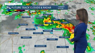 Warm and Muggy with Late-Day Storms