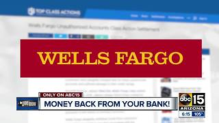 Lawsuit settlements with major banks could bring you some money - Video
