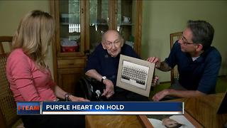 I-Team: World War II veteran's 'final mission' met with delays - Video