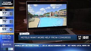 Florida's hotels want more help from Congress