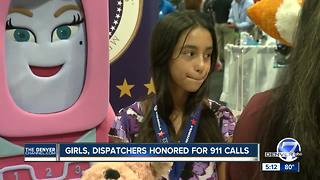 Kids honored as '911 heroes' - Video