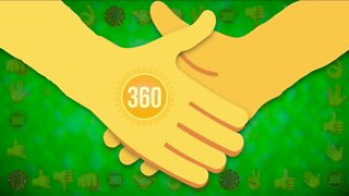 360: What will happen to the handshake after COVID-19?