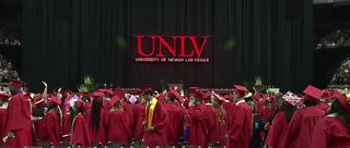 UNLV commencement postponed