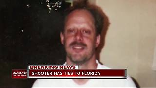 Las Vegas shooting suspect had Florida history - Video