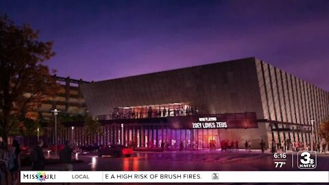 Construction begins on new Omaha Performing Arts live music venue downtown