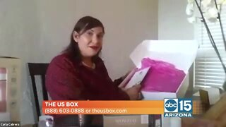 The Us Box offers a seasonal subscription box at a variety of price points