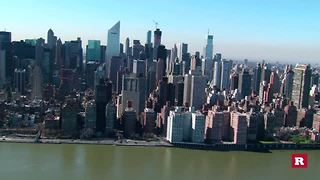 Mesmerizing Views of New York City From Above - Video