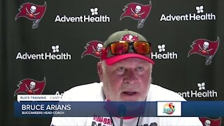 Arians not happy with offensive effort