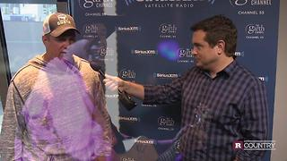 Garth Brooks on his Entertainer of the Year nod | Rare Country - Video