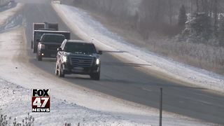 Cold weather impacts how road salt works