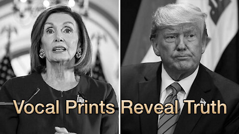 Vocal Prints Don't Lie: Trump, Pelosi, McConnell and more w/ Sharry Edwards