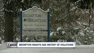 I-Team: Brompton Heights has history of violations - Video