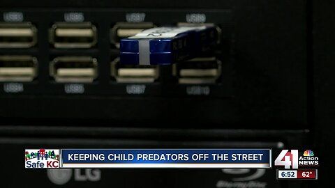 Task force aimed at protecting KC-area children from online predators seeing increase in tips