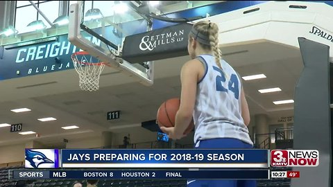 Creighton women's basketball utilizing depth