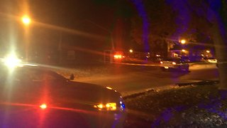 Three people shot late Friday on the northeast side of Indianapolis