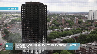 Death Toll Rises To 79 In London Tower Inferno - Video