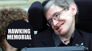 Britain's most famous scientist Professor Stephen Hawking has died today - Video