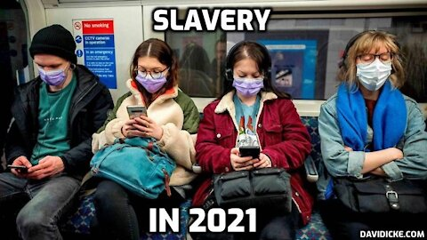 Modern Slavery - David Icke Talks To The Social Critic Podcast