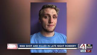 Police ID man killed in robbery after leaving Westport