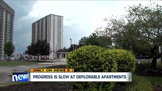 No relief from rats, crumbling balconies as safety concerns persist for North Pointe residents - Video