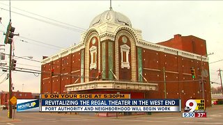 Revitalizing the Regal Theater