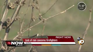 Red Flag Warning this weekend - Video