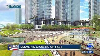 Elitch's development project could redefine Denver skyline