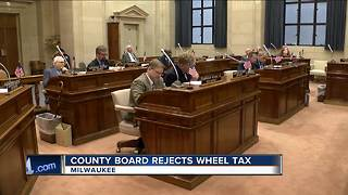 Milwaukee County 2018 budget adopted - Video