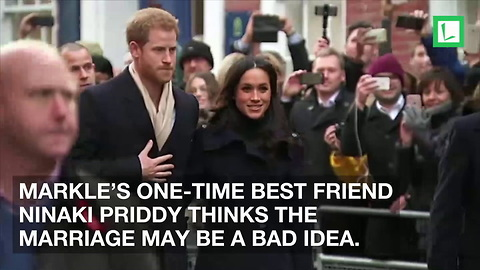 "Meghan Markle's Best Friend Sends Warning to Prince Harry: ""Tread Cautiously"""