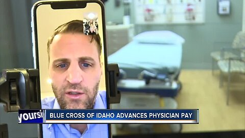 Blue Cross of Idaho assists physicians with advanced pay program during COVID-19 pandemic