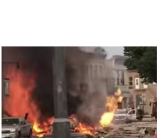 Explosion in Downtown Sun Prairie Prompts Evacuations - Video