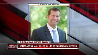 Wauwatosa native Steve Berger killed in Las Vegas shooting - Video