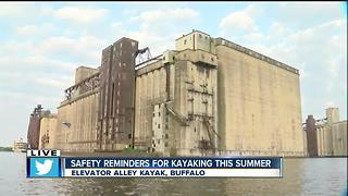 Reminders to stay safe while kayaking on the Buffalo River - Video